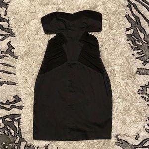 ASOS Mini Cutout Club Dress 🖤